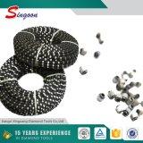 Collegare di gomma del diamante per il granito della cava