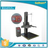 Machine de test de choc de baisse de module ou de carton de papier