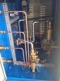 Tipo horizontal mezcla de gases que proporcióna la cabina de la fábrica