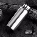 Bouteille de course de bouteille de sport de flacon d'eau de bouteille d'eau d'acier inoxydable
