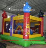 Leyuan Commercial Inflatable Castles plein d'entrain En14960 à vendre