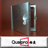 Portello di accesso d'acciaio placcato zinco del condotto AP7430