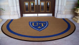 La plastica di vinile marcante a caldo dell'interno esterna del PVC ha appoggiato la promozione dell'omaggio dei regali di marchio di Coprorate di affari di Commerical stampata/stampa Doormats benvenuti dell'entrata
