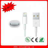 iPhone5를 위한 8개의 Pin USB Cable Lightning Data Cable Charger Cable