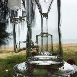 Die Zeithourglass-wundervolles Entwurfs-Glas-rauchenden Wasser-Rohre (ES-GB-266)