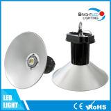 2015 Lumière Élevée Industrielle Chaude de Compartiment du Fournisseur 200W DEL de la Chine