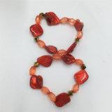 De mooie AcrylReeksen van de Armband met de Steen van het Glas