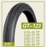 2.5-18 / 2.75-18, tipo de tubo, patrón delantero, neumático de la motocicleta, parte de la motocicleta