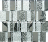 Tuiles en verre métalliques de mur de mosaïque (YS10)