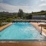 Doublure de piscine de PVC/feuille de imperméabilisation doublure d'étang