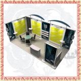 3X6 mide la visualización de la cabina de la exposición