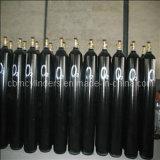 bottiglie di ossigeno mediche 43L con le valvole O2