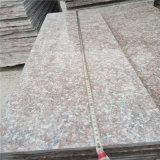 De opgepoetste G687 Prijzen van de Plak van het Graniet van de Perzik Rode van Graniet per Meter