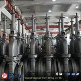 炭素鋼の平らなゲート弁