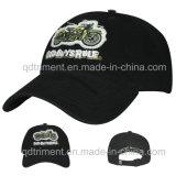 アップリケ刺繍の印刷された柔らかい洗浄されたスポーツの野球帽(TMB6234)