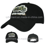 Bordado de Applique Chapéu de basebol desportivo macio e impresso (TMB6234)