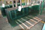 수영풀을%s 12mm 명확한 단단하게 한 유리제 열에 의하여 젖는 강화 유리
