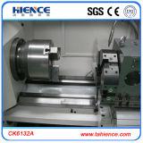 Máquina de alimentação da auto barra do CNC situação óptima chinesa torno de giro universal Ck6132A