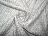 Tela teñida hilado de Shirting de la raya del telar jacquar