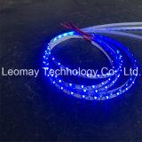 Luz de tira azul de la vista lateral LED SMD335 de la luz de la raya LED