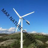 turbina de vento 10kilowatts como a energia para o lugar remoto, console