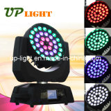 가장 새로운 36PCS*10W 4in1 RGBW Zoom Aura LED