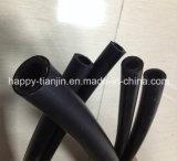 Manguito industrial de goma de alta presión de la trenza de la fibra