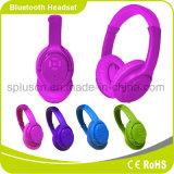 Form-drahtloser Stereokopfhörer mit Ableiter-Karten-MP3-Player Bluetooth Kopfhörer
