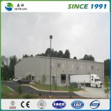 De Structuur die van het staal Pakhuis Fabriate van 27 Jaar van de Fabriek bouwen