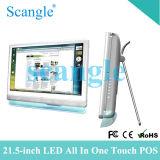 """21,5 """"Wireless POS Pad Parede de suspensão POS Porta portátil POS Wide Screen HD POS (SGT-215N)"""
