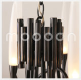 Lampadario a bracci nobile del giglio G4 LED del ferro di arte italiana moderna del metallo per il salone
