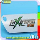 忠誠システムのための可変的なデータ印刷MIFARE標準的な4K RFID PVC主札
