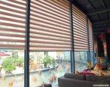 Gewebe-venetianische halb Sonnenschutz-Fenster-Vorhang-Vorhänge