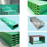 Zlrc ángulo doble de buena calidad de la barra de extrusión de fibra de vidrio.