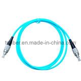 Cavo di zona ottico duplex della fibra di FC/Upc-FC/Upc 10g Om3