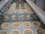Акриловый мешок фильтра для сбора пыли/ Non-Woven ткань