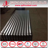 SPCC SGCC Dx51d Gi galvanisiert Roofing Metallgewölbtes Stahlblech