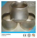 Riduttore senza giunte del T della saldatura di testa dell'acciaio inossidabile