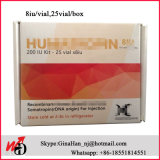 Hormone de Gh Musclebuilding Hyg/Kig/Hum pour 100iu/200iu/Kit Humain