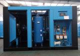 Vento que refrigera o mini compressor de ar giratório de alta pressão do parafuso