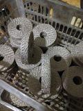 Disco appiattito, disco lavorato a maglia della rete metallica con l'alta qualità