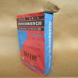 Bolsa de papel de Kraft del alimento para el polvo mezclado