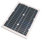 Poli comitato 12V 10W di PV per il sistema di illuminazione solare domestico