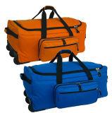 走行する屋外のための荷物のトロリー旅行袋ラップトップ