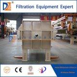 Dzスラリーまたは泥または沈積物の処置のための半自動区域フィルター出版物機械