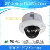 Dahua 2MP 12XのスターライトPTZ Hdcviの保安用カメラ(SD42C212I-HC)