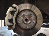 Le frein automatique partie le disque de frein