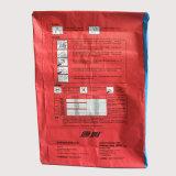 Zakken de met 3 lagen van het Document van Kraftpapier van de Zak van het Cement van het Document van de Zak van de Klep van het Document van kraftpapier