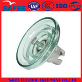 Approved IEC 383 стеклянного изолятора Китая противотуманные стандартное - изолятор Китая стеклянный, изолятор