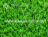 柔らかい景色の人工的な草(SUNQ-HY00131)